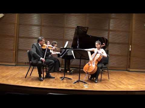 Beethoven Piano Trio Ghost 3rd movement