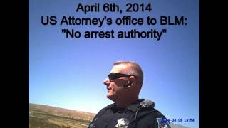 Leaked Body Cams from Bundy Ranch!