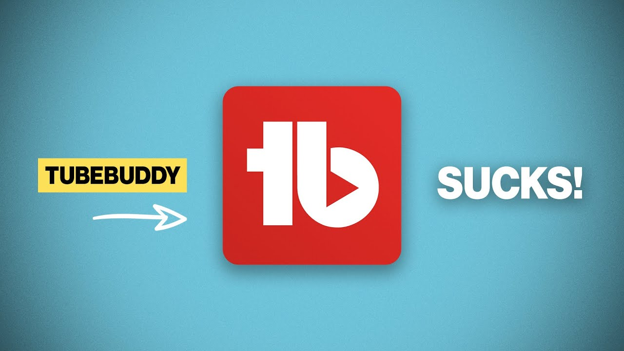 Download TubeBuddy For YouTube   TubeBuddy SUCKS for Keyword Research!
