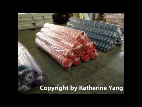 Textilene fabric/Outdoor fabric /pvc vinyl coated polyester textilene mesh from China factory