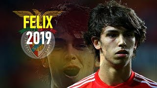 Joao Felix 2019 - Freak - Majestic Skills Goals & Assists - SL Benfica