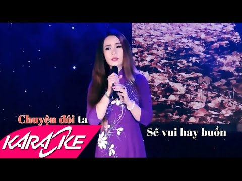 Vườn Tao Ngộ Karaoke Beat MV HD -  Đào Anh Thư
