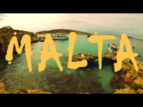 This Is Not A Movie About Malta [Malta / Comino / Blue Lagoon]