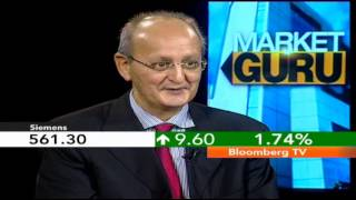 Market Guru - Prefer Pharma, I-T, FMCG Sectors: Andrew Holland