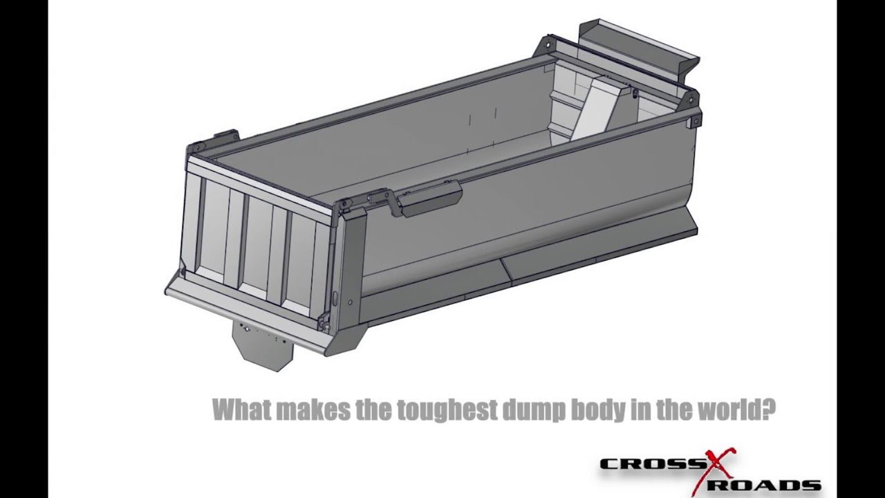 Dump Truck Bed Built By Xtreme Dump Bodies Youtube