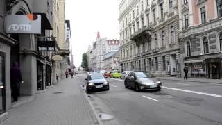 アキーラさん散策!ラトビア・リガ・新市街4,New-city,Riga,Latvia