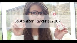 September Favourites 2014 + Giveaway Thumbnail