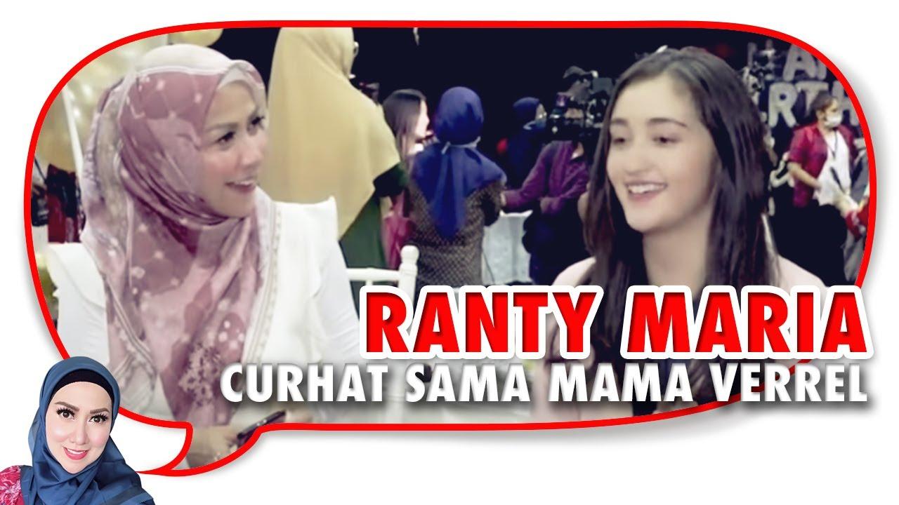 Pertama Kali Ranty Maria Curhat Sama Mamanya Verrel Bramastaa