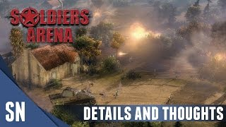 soldiers Arena - Preview (Graphics, Release date, Features etc)