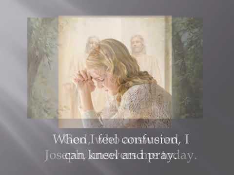 Joseph Prayed in Faith