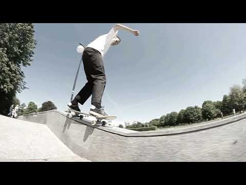 Nibiru Skateboards welcome to the team Wojtek Sobecki
