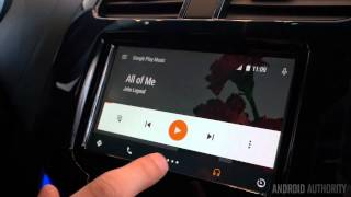 Android Auto Demo at Google I/O 2014