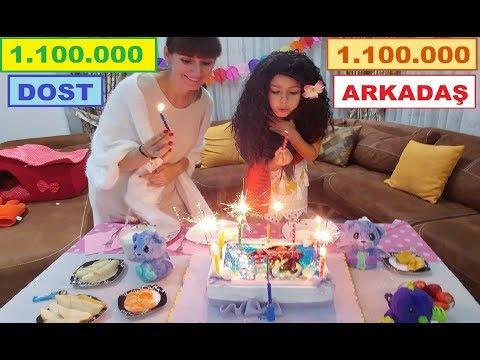 1.100.000 KUTLAMASI YAPIYORUZ. BU KEZ ELİFİN KONSEPTİ ELİF AYARLADI