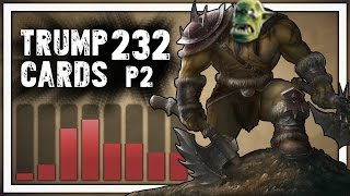 Hearthstone: Trump Cards - 232 - Discarding Faces - Part 2 (Hunter Arena)