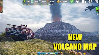 New Volcano Map Full Gameplay | Off The Road OTR Open World Driving Android Gameplay HD screenshot 3