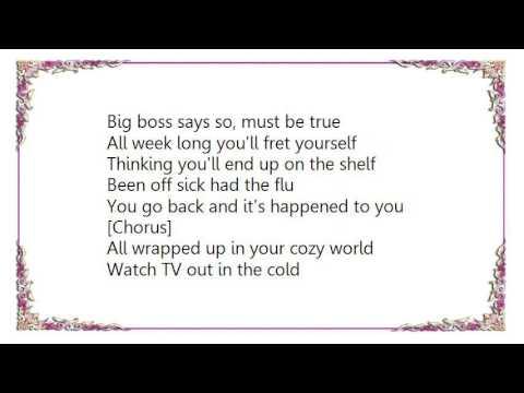 Chaos UK - No Security Lyrics