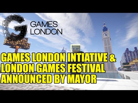 Games London Initiative & London Games Festival Announced By Mayor