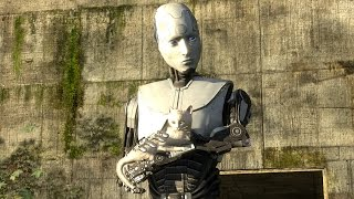 The Talos Principle - Game Ending with Cat Easter Egg (Cat Ending)