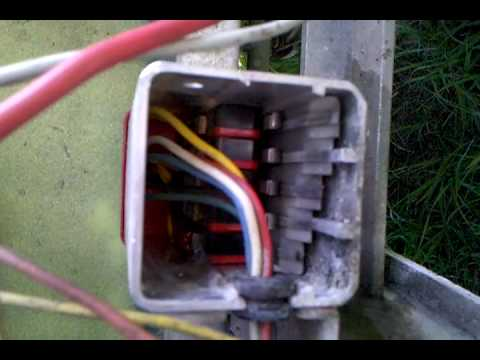 hqdefault solenoid problem just clicking problem found 1987 club car golf 1990 club car wiring diagram at bakdesigns.co