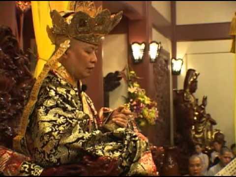 Chùa Huệ Nghiêm - Lễ Khai Quang Đại Hùng Bảo Điện - Đăng Đàn Chẩn Tế - 3