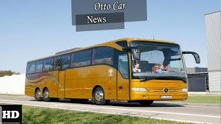 HOT NEWS  !!! Mercedes Benz Tourismo  Design and Price