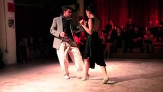 """Adrien Ronceray et Leïla Boily-Afriat, """"Adios, pampa mia"""" (tango)."""