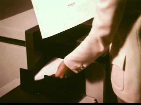 Vintage 1970's 3M Copiers Commercial featuring Bob Seagren