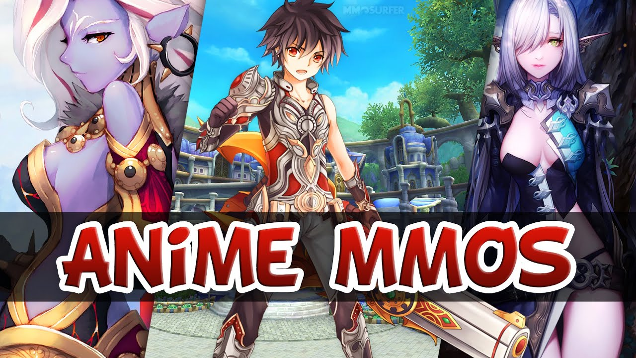 Top 3 Anime MMORPG Spiele 2015/2016 | Free-to-Play MMOs ...
