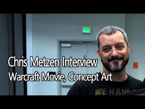 크리스멧젠 블리즈컨 독점인터뷰 (Chris Metzen Interview at Blizzcon 2013)
