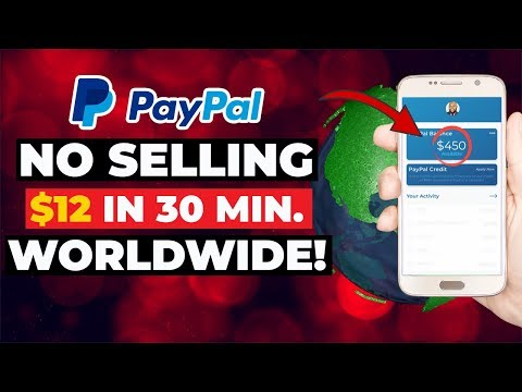 🔥Get Paid $12 In 30 Minutes Watching Videos! Fast And Easy Paypal Money 2020! (WORLDWIDE!)