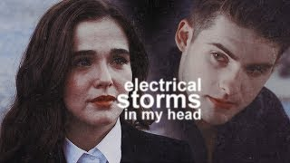 electrical storms in my head