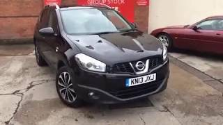 Closer Look: 2013(13) Nissan Qashqai N-Tec + DCI