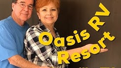 Oasis RV Resort, Amarillo Texas