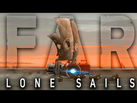 TORNADO BISON : Far Lone Sails Gameplay : PC Early Access : Part 2