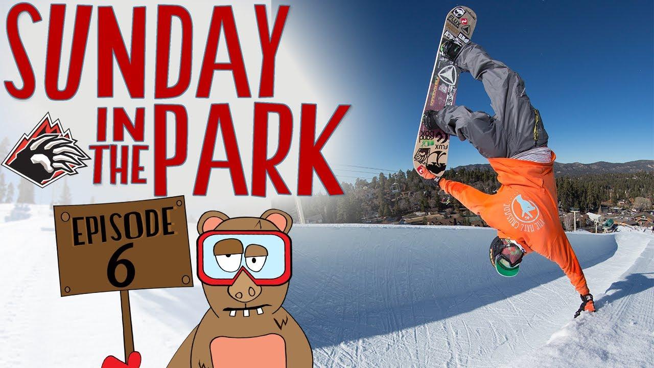 83de361d8a26 Sunday In The Park 2013 Episode 6 - Bear Mountain - TransWorld SNOWboarding  - YouTube