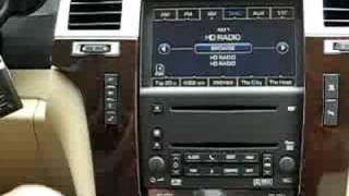 PXAMG Operation in 2008 Cadillac Escalade