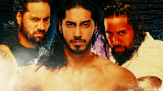 Go Hard With That Wwe Mustafa Ali and The Usos Mashup RaveDJ.mp3