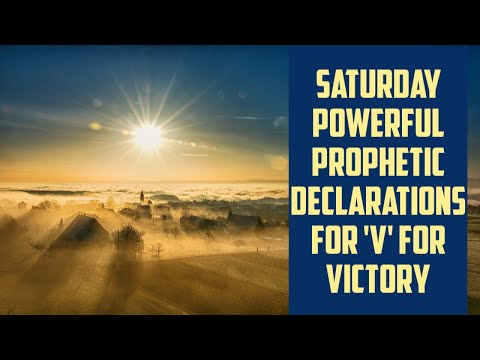 saturday-powerful-prophetic-declarations-for-'v'-for-victory-in-2020-|-prophetess-grace-nishidha