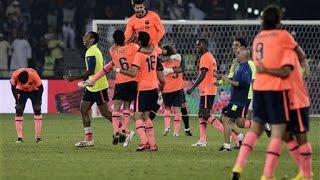 FC Barcelona vs. Estudiantes LP ( 2009 FIFA CLUBS WORLD CUP FINAL )