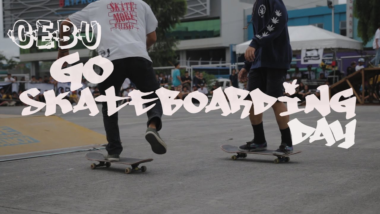 Skate shoes in cebu - What S Good In Go Skateboarding Day Cebu 2016 Dogpound Films