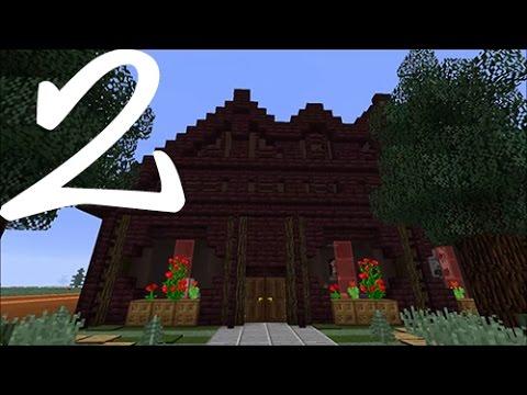 Netherbrick Buildings Minecraft