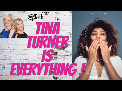"""""""Tina Turner is Everything"""" - Lori and Julia discuss how HBO Max did documenting a legend!"""