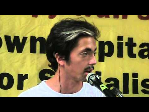 OWS Activist Yoni Miller