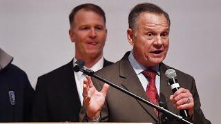 Roy Moore refuses to concede in Alabama Senate race: