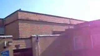 Bike Throw Off Roof.