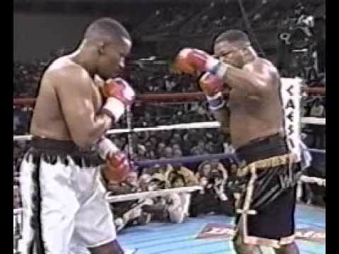 """Merciless"" Ray Mercer vs ""Terrible"" Tim Witherspoon"