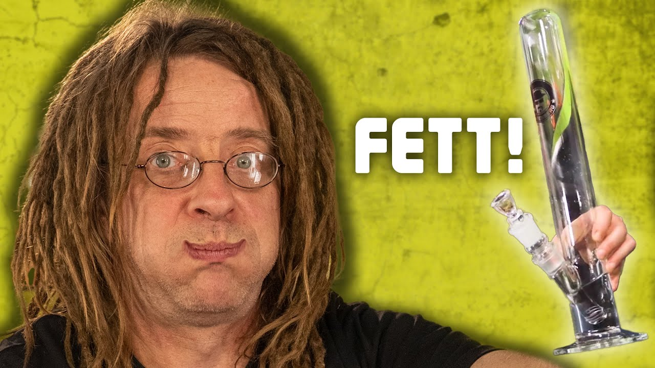 Fetter Bong Test | Micha checkt die HNBG Big Fat Joe