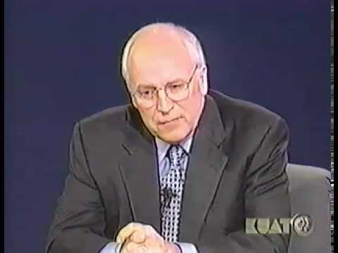 Full 2000 U.S. Vice Presidential Debate, Dick Cheney and Joe Lieberman