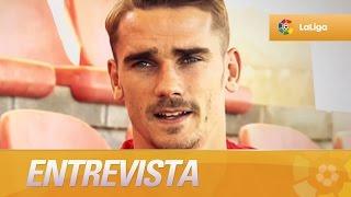 entrevista a antoine griezmann el goleador del atltico de madrid