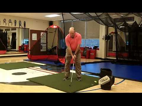 The Secret to the 1st Position in a Vertical Golf Swing